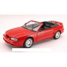 Jouef jf3105 ford mustang gt 94 cabrio red