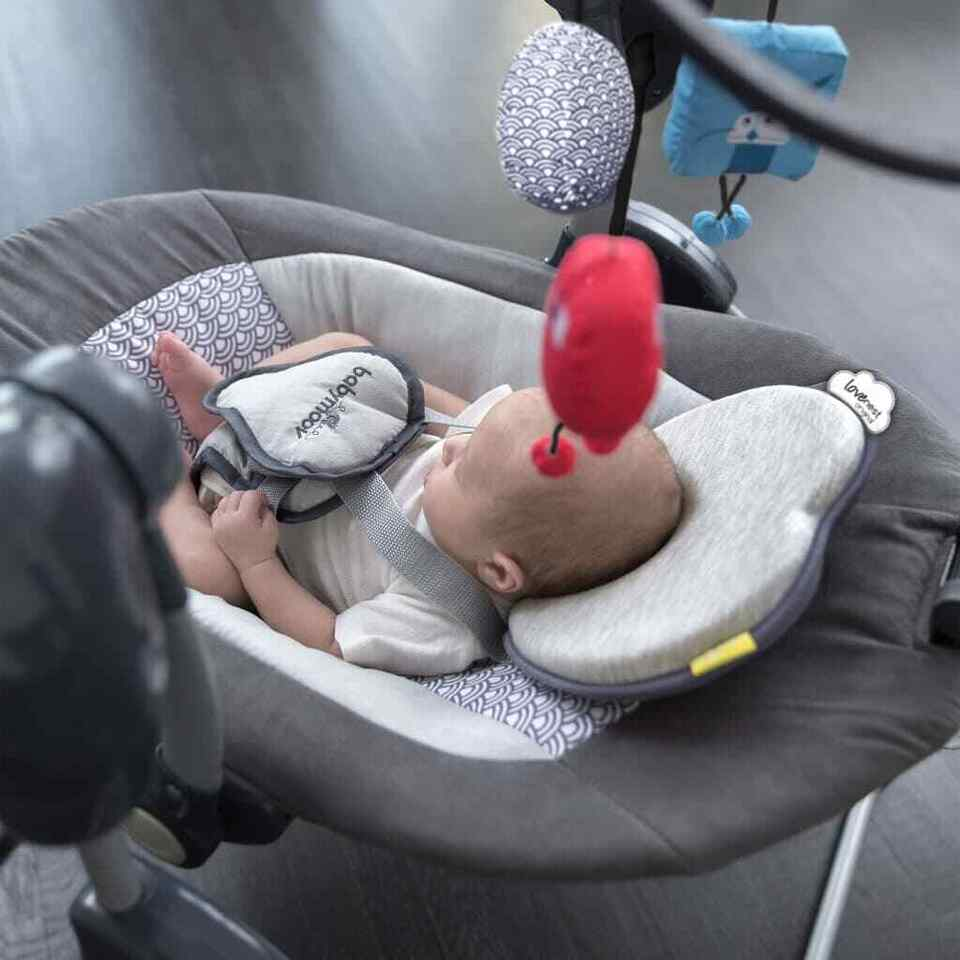 Babymoov Cuscino Anti Plagiocefalia Neonato Lovenest Original 7