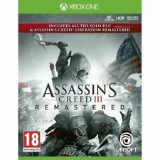 Pack Assassin's Creed 3 + Assassin's Creed Liberation Remaster Jeux Xb