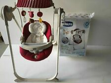 Altalena neonato Polly Swing Leaf Chicco.