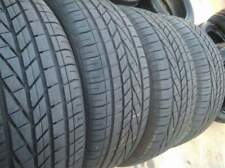 Kit completo di 4 gomme usate 235/55/19 Good Year