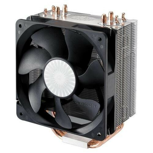 fan unit. the hyper 212 plus cpu fan is an exceptional model. this unit provides a complete ventilation system with simplified mounting design.