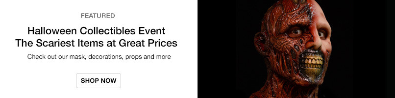 Scary Halloween Props at Great Prices