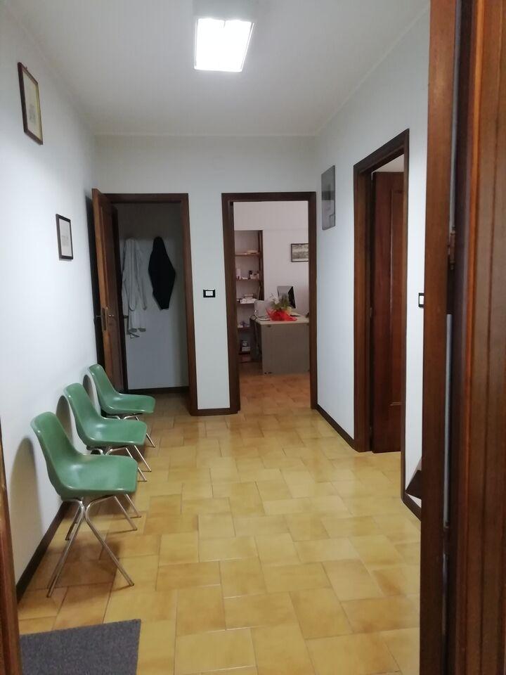 Studio ufficio fronte INAIL via Cifali Catania