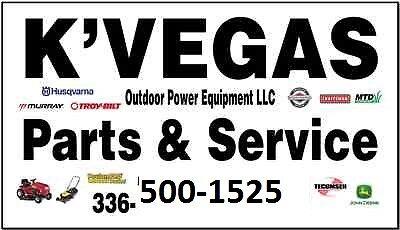 K'Vegas OPE Parts