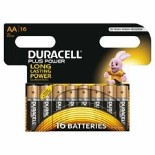 Duracell 16 Pz Batterie Alcaline AA Plus Power