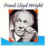 Frank Lloyd Wright, Doraine Bennett, 1618102907