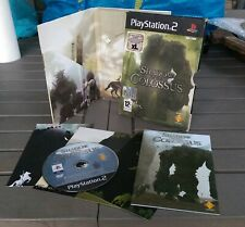 Shadow of colossus ps2 playstation 2 completo raro