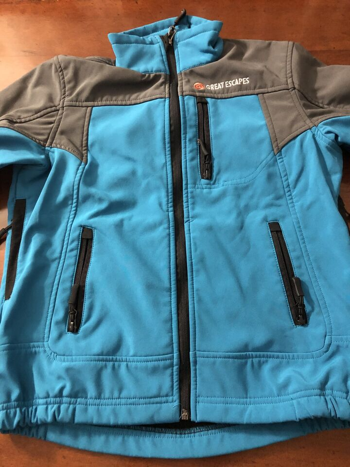 Wind stopper Softshell 12 anni