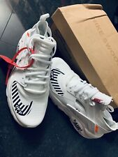 Nike Off-white Air Limited Nuove originali 42