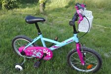 "Bici bimba 16"" Decathlon Btwin Wendy Pony"