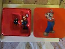 Action Figure Super Mario Collector Tin - Mario & Bob-Omb