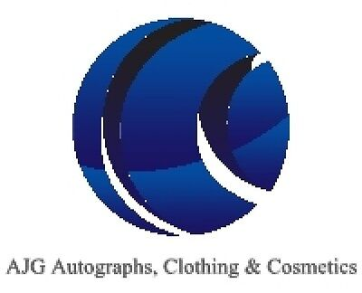 AJG Autographs,clothing,cosmetics