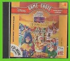 CD Rom - Game Shots - Walt Disney - Le Food Feud
