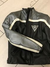 Giacca pelle moto Dainese tag. 44