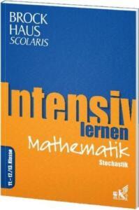 Intensiv lernen Mathematik 11.-12./13. Klasse - Stochastik
