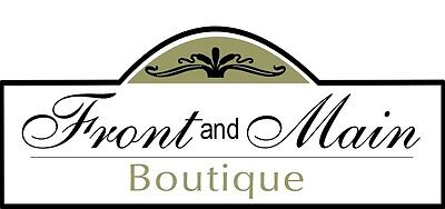 FRONT AND MAIN BOUTIQUE