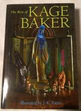 The Best of Kage Baker limited edition