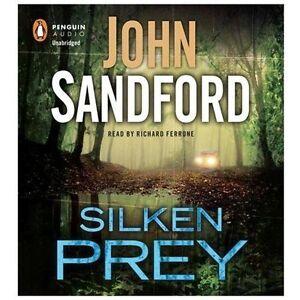 Image Is Loading Sandford John Ferrone Richard Reade Silken Prey