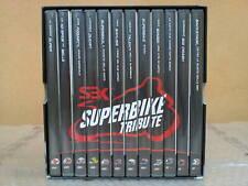 """Collezione originale in dvd """"superbike tribute"""""""