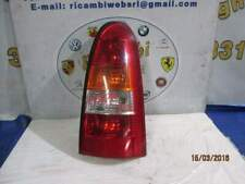 Fanale posteriore dx opel astra '99 sw.