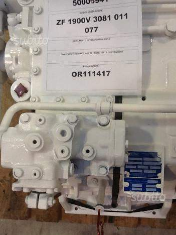 Invertitore Gearbox Type ZF 1900 V