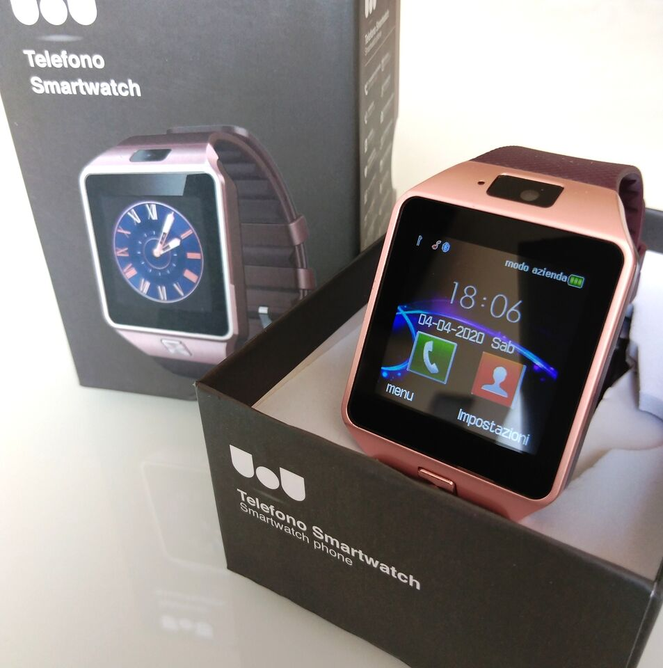 Smartwatch WOW per Android e IOS