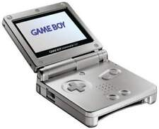 Gameboy Advance SP - Silver + 4 giochi