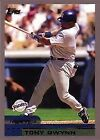 Topps Rookie Tony Gwynn Baseball Cards