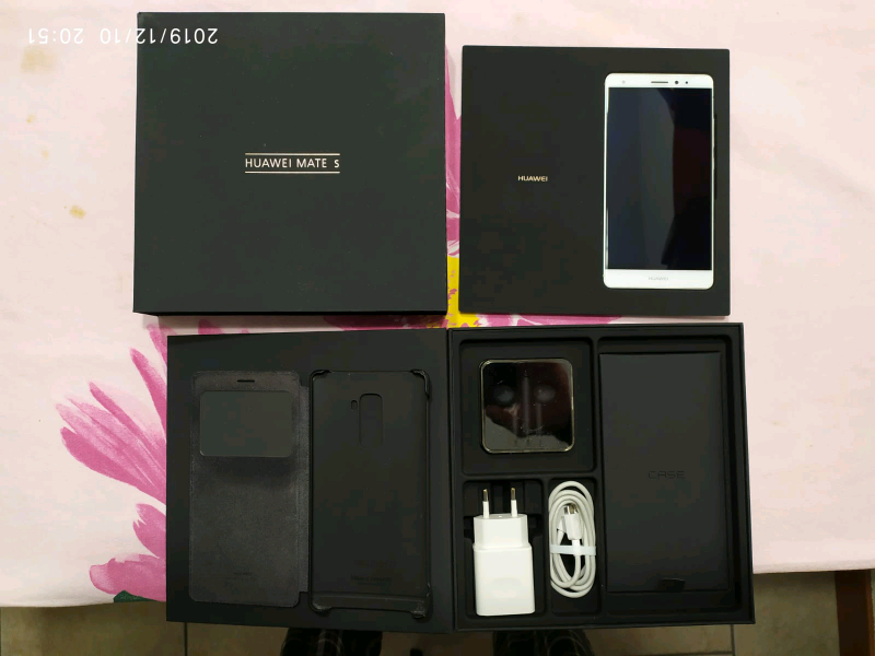 Huawei mate s cellulare