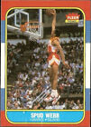 Spud Webb Basketball Trading Cards