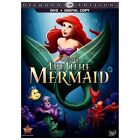The Little Mermaid (DVD, 2013, Diamond Edition)
