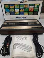 Consolle intellivision vintage revisionata 2018 come nuova