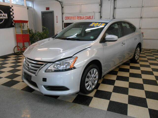 2013 Nissan Sentra Sv Cars Trucks By Owner Vehicle Autos