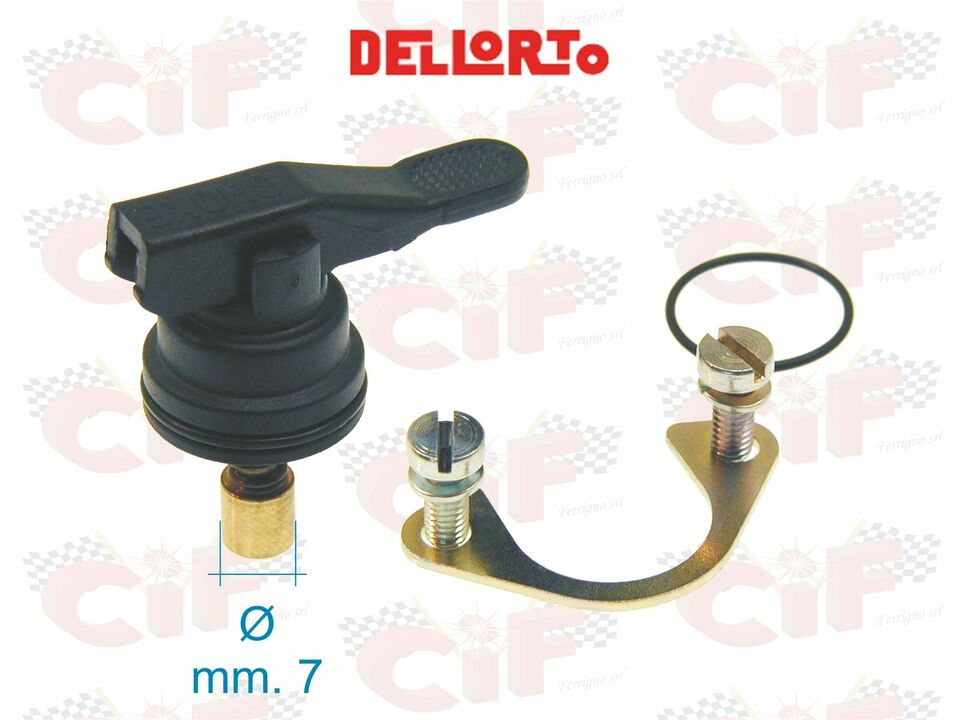 Kit modifica starter a leva carburatori phva 11638
