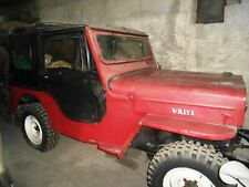 Jeep willys cj3b 1954
