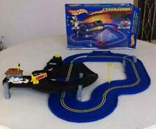 Pista Hot Wheels crash curve