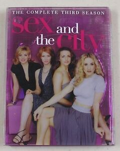 Sex and the City: The Complete Third Sea...