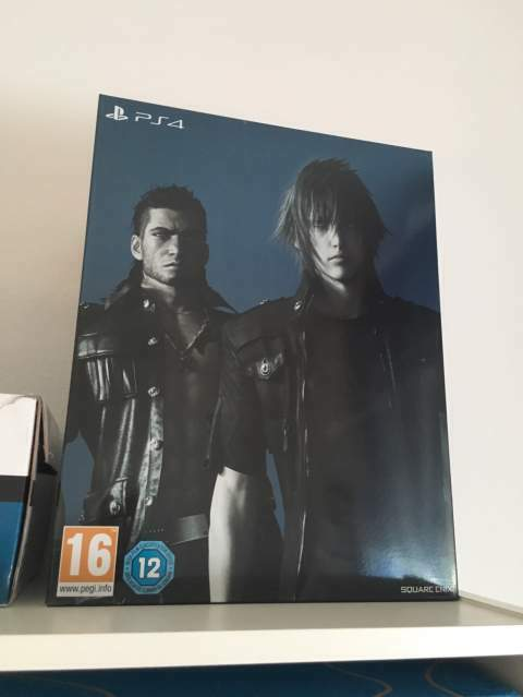 Final fantasy xv - ultimate collector's edition ps4