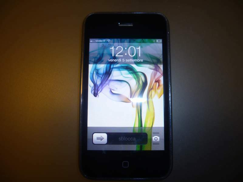 Iphone 3Gs 8Gb e Accessorri 5