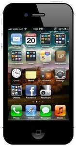 Apple  iPhone 4s - 8GB - Black Smartphon...