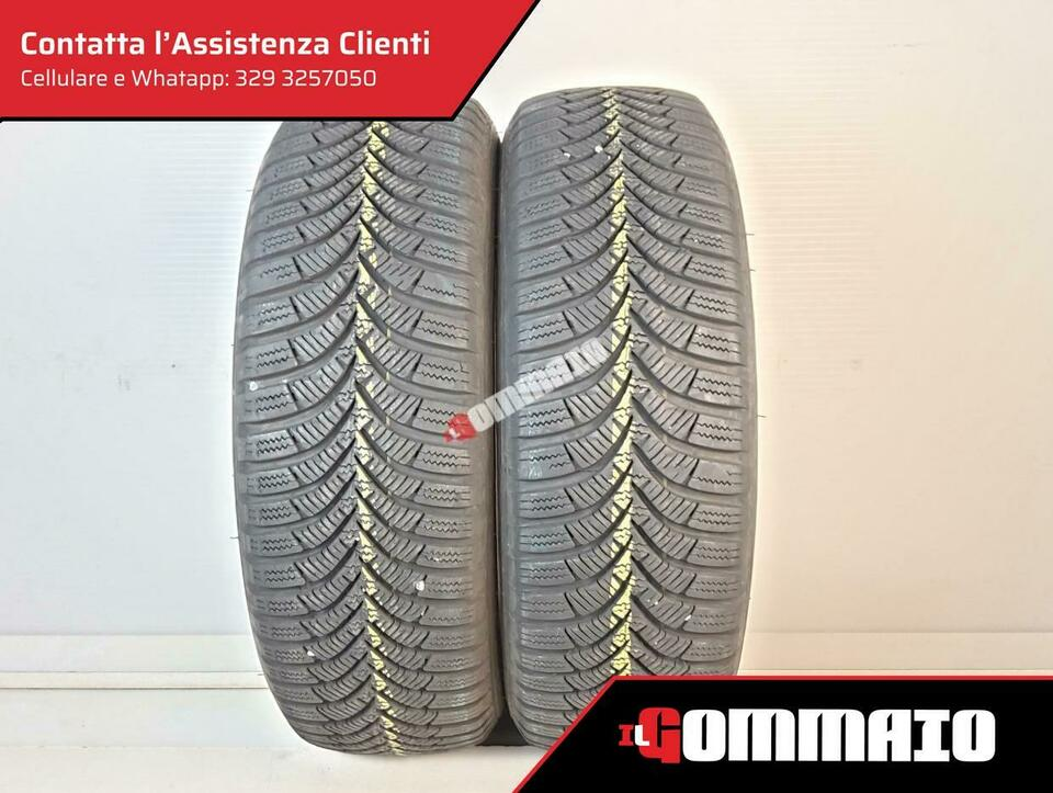 Gomme usate M 205 55 R 16 HANKOOK INVERNALI 2