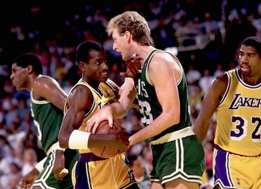 Finale nba 1987 - los angeles lakers boston celtics - gara 2 4