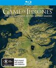 Game Of Thrones : Season 1-3 (Blu-ray, 2014, 15-Disc Set)