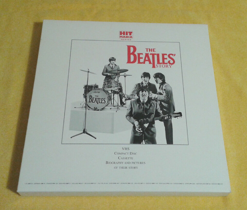 The Beatles Story - Hit Mania Serie