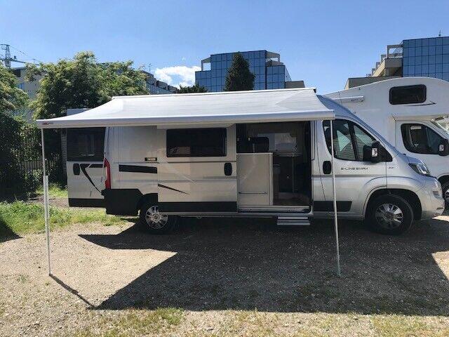Noleggio furgone camperizzato, camper puro 3