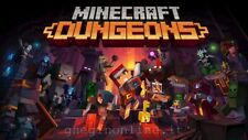 Nintendo Minecraft Dungeons, Nintendo Switch, Modalità multiplayer, E1