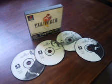 Final fantasy viii 8 playstation 1 ps1 psx prima edizione