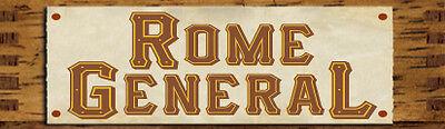 Rome General