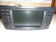 Autoradio CD dvd sat nav originale mercedes a 2118704789